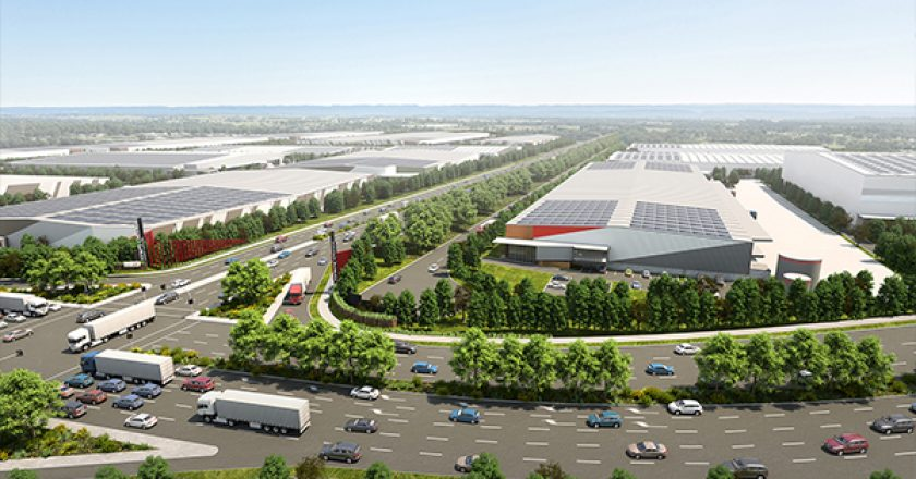 Frasers Property Industrial and Altis Real Estate Trust have partnered to develop 118 hectares of industrial land in Western Sydney's Mamre Road Precinct, Kemps Creek.