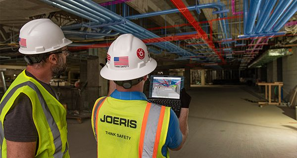 A new survey has found 26 per cent of owners, 24 per cent of subcontractors and 20 per cent of head contractors have adopted technology in response to COVID-19.