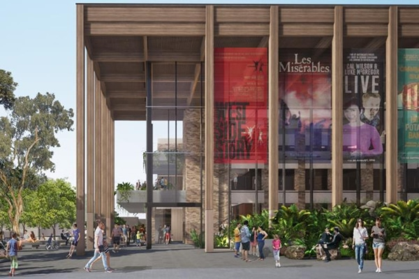 The Sutherland Shire has approved the $41.2 million redevelopment of the Sutherland Entertainment Centre, one of the largest infrastructure projects in the region's history.