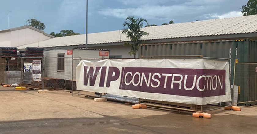 Work is now underway on a new $25 million birthing unit in Weipa, which will allow women living in western Cape York communities to give birth closer to home.