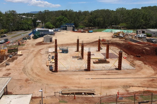 Works are underway to redevelop the Atherton Hospital, a major primary health facility for the Tablelands region in Far North Queensland.
