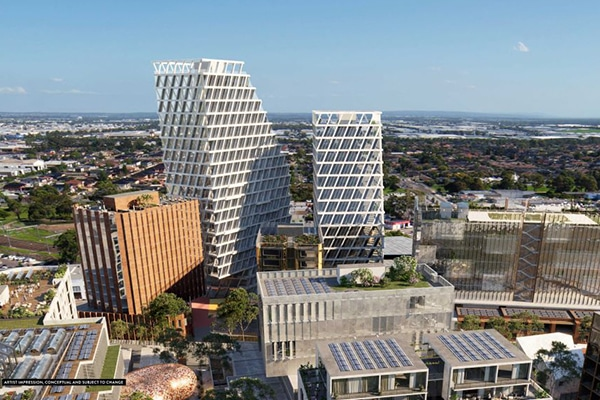 The Victorian Government has selected a Melbourne-based developer to take on the next phase of its $600 million Revitalising Central Dandenong urban renewal project.
