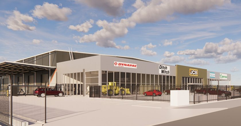 Construction Equipment Australia (CEA) has committed $20 million to a new in Darra, Queensland within the Connectwest Industrial Park.