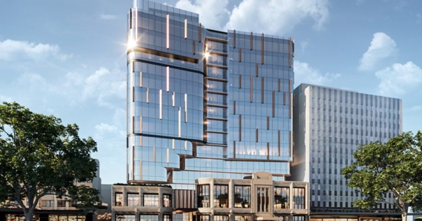 Charter Hall Group has secured Services Australia as the major pre-commitment tenant at its $450 million 60 King William Street development in Adelaide's CBD.
