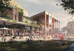 Construction company ADCO has been selected to build the $34 million redevelopment of Sutherland Entertainment Centre in Sydney's south.
