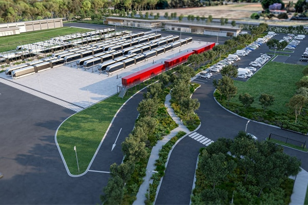 The Brisbane City Council has selected ADCO as the builder of choice for the Brisbane Metro Depot Works project.