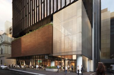 Cbus Property has appointed Multiplex to deliver a $300 million commercial office development at 83 Pirie Street in Adelaide's CBD.