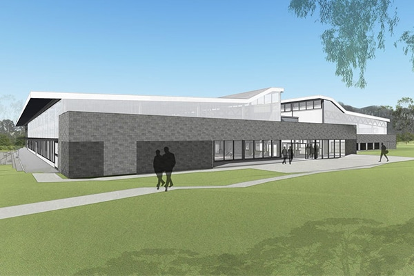 The Department of Defence has awarded a contract to design and build the $30m Health & Wellbeing Centre at Puckapunyal in Victoria.