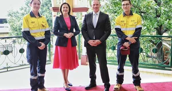 An additional 21 trade apprentices have joined the Queensland Government's Rebuilding QBuildprogram, bringing the total number of apprentices to 80.