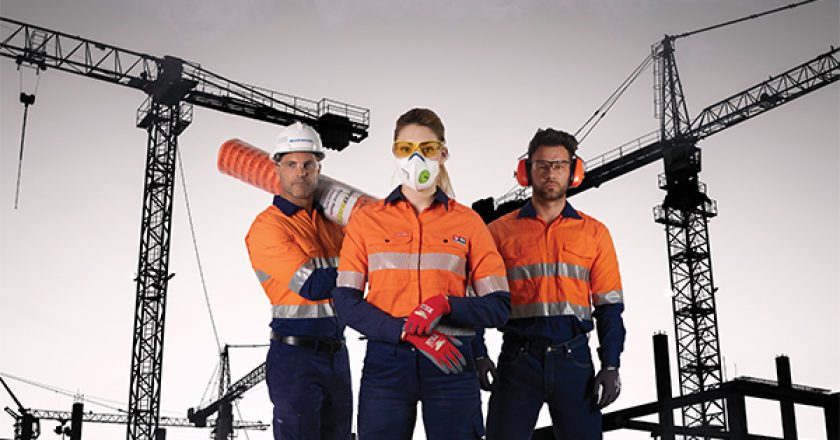 When it comes to safety on a job site – even in industries where men traditionally dominate the workplace – risks and hazards are equal opportunists.