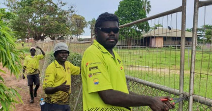 The Northern Territory Government has awarded a record setting $51.5 million contract to build 87 homes in Galiwin'ku.