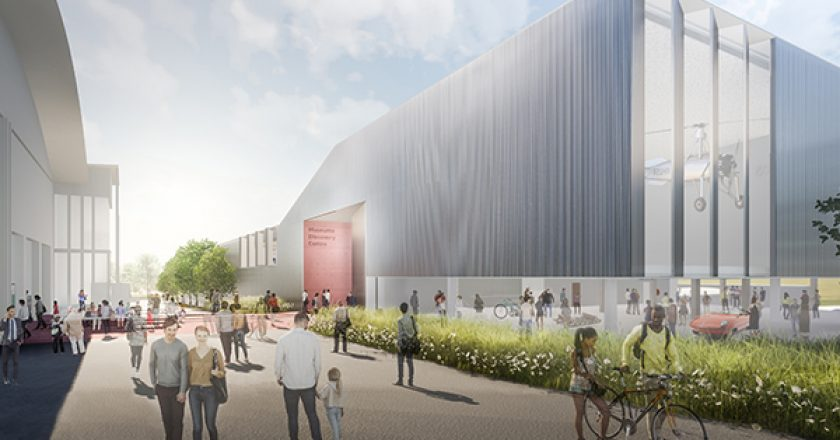 The News South Wales Government has approved a $36 million expansion of the Powerhouse Museum's Discovery Centre.
