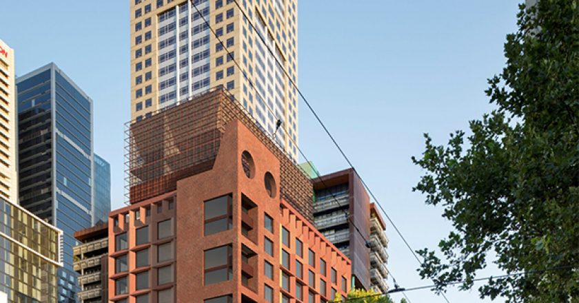 The Longriver Group has selected a builder to construct a $60 million, 14-storey hotel in Melbourne's CBD.