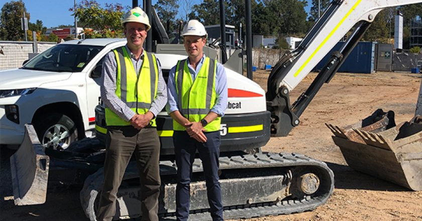 Lendlease has started construction on a $16 million family-friendly tavern at Yarrabilba, Brisbane, as part of an $11 billion master planned community.