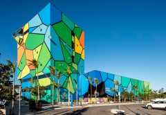Hansen Yuncken has completed construction on the $60.5 million Home of the Arts (HOTA) Gallery on the Gold Coast, the largest public gallery outside a capital city in Australia.