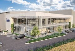 Frasers Property Industrial has inked a $61 million deal to develop and lease a 30,823 square metre warehouse, print production and office facility to IVE Group.