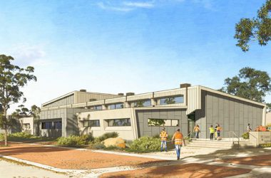 Tenders are now open to upgrade Central Region TAFE's Kalgoorlie campus, following the release of designs for the project.