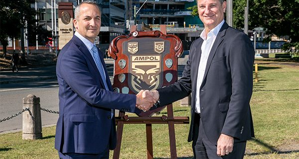 The National Rugby League (NRL) has selected equipment hire provider Coates as its new four-year partner for the Ampol State of Origin Series.