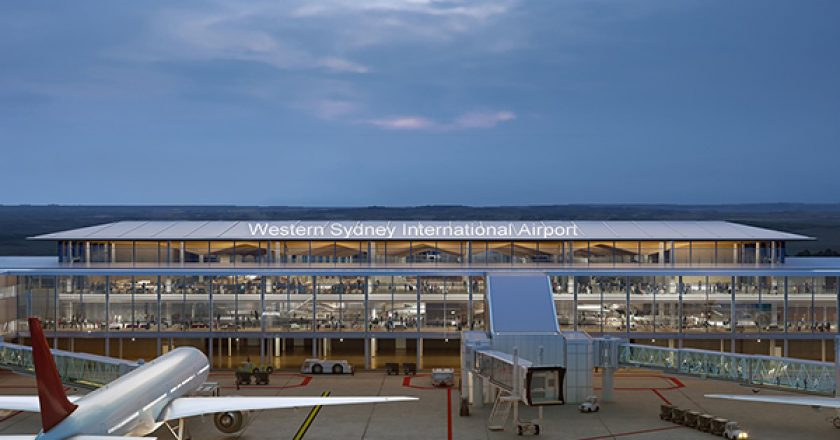 Multiplex has been appointed to deliver the main airport terminal, apron and airport facilities for the Western Sydney International (Nancy-Bird Walton) Airport.