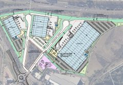 The New South Wales Government has approved a proposal to rezone nearly 30 hectares of land for a new industrial precinct close to the future Western Sydney Airport.