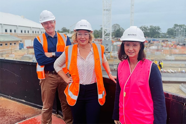 Lendlease has won the contract to deliver stage two of the Caboolture Hospital Redevelopment Project, one of Queensland's most critical health infrastructure projects.