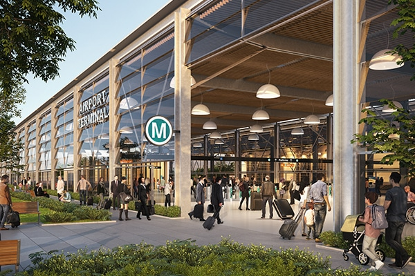 The New South Wales Government has granted planning approval for the Sydney Metro – Western Sydney Airport project, with major construction to commence soon.