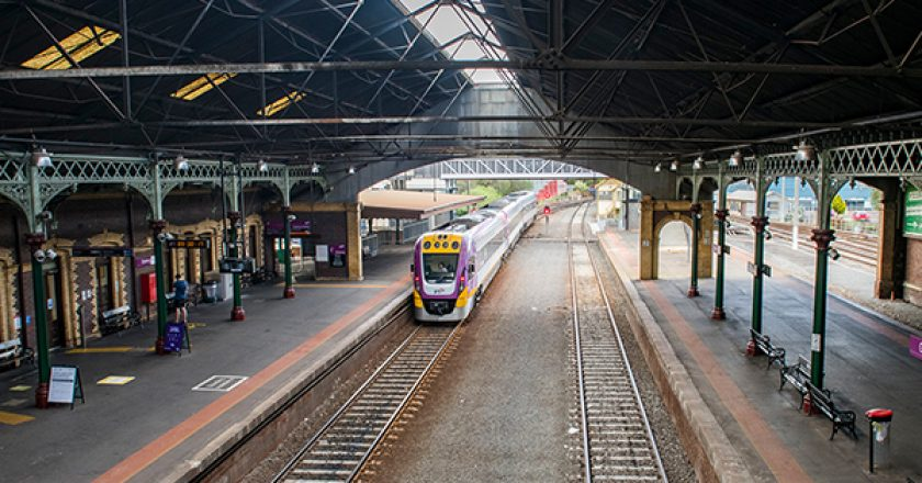 Geotechnical investigations are underway along the Werribee rail corridor in Victoria to determine the best outcome for faster services on the Geelong Line.
