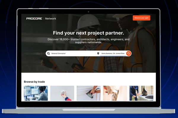 Procore Technologies has announced new solutions, including AI-driven voice capture, integrated messaging, and an open network of construction companies.