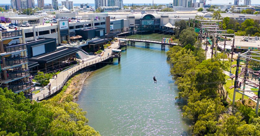 Sunshine Plaza has been named Queensland's most sustainable shopping centre, acquiring the state's first 5 Star Green Star Design and As Built rating from the Green Building Council of Australia (GBCA).