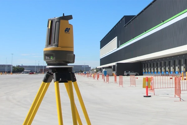 Nearly 90 per cent of Australian building sites currently make use of string line technology for setting out. The principal drawback of string lines is thepotential for small errors to have frustrating consequences. A small measurement error can potentially prove to be costly and time-consuming.