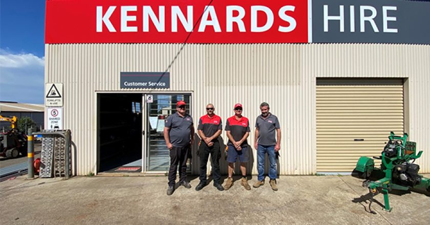 Kennards Hire has expanded its operations into Lismore, in the Northern Rivers region of New South Wales.